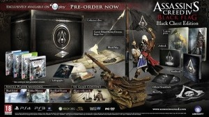 Assassin's Creed IV: Black Flag Black Chest Edition