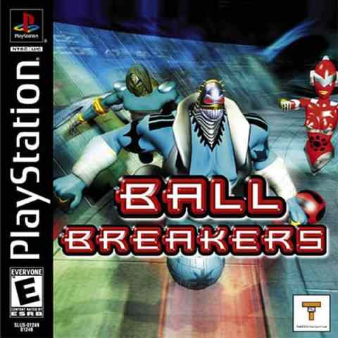 Ball Breakers - cover (USA)