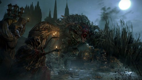 Bloodborne screenshot gamescom 2014 5