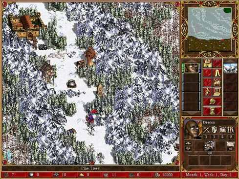 heroes of might and magic 3 screenshot 2