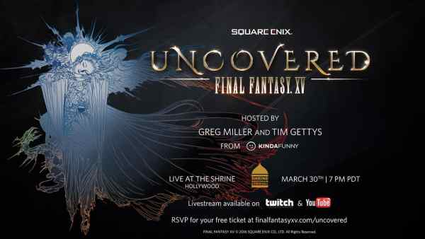 Final Fantasy XV Uncovered