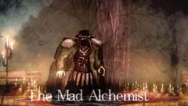 The Mad Alchemist