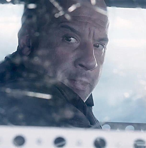«Форсаж 8» — трейлер фильма