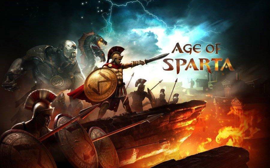 Эпоха Спарты (Age of Sparta)