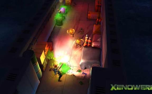 Xenowerk от Pixelbite выйдет этим летом