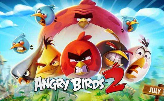В сети появился новый тизер Angry Birds 2