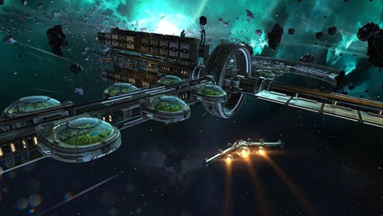 подробности Galaxy on Fire 3: Manticore