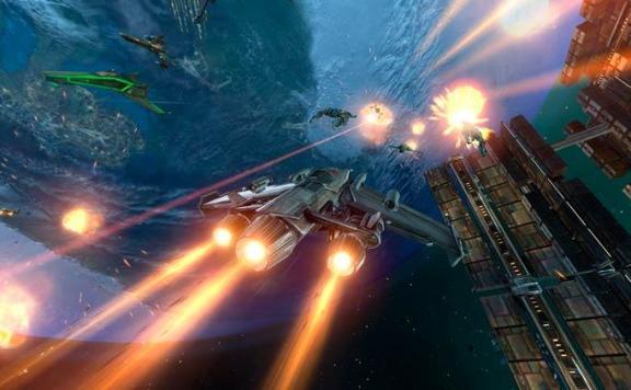 Софт-запуск Galaxy on Fire 3 Manticore