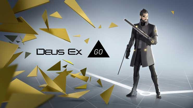 творческое обновление Deus Ex GO