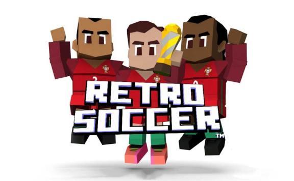 Скачать Retro Soccer на iOS Android