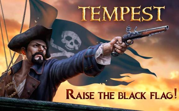 Скачать Tempest: Pirate Action RPG на Android iOS