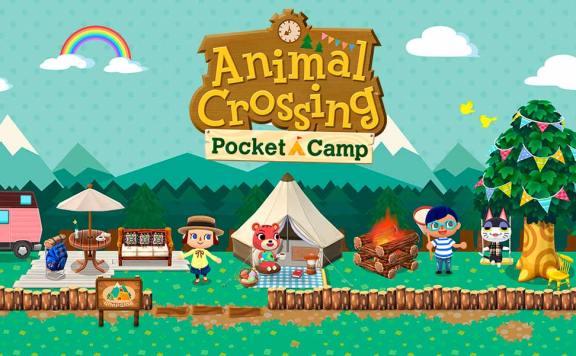Скачать Animal Crossing: Pocket Camp на Android iOS
