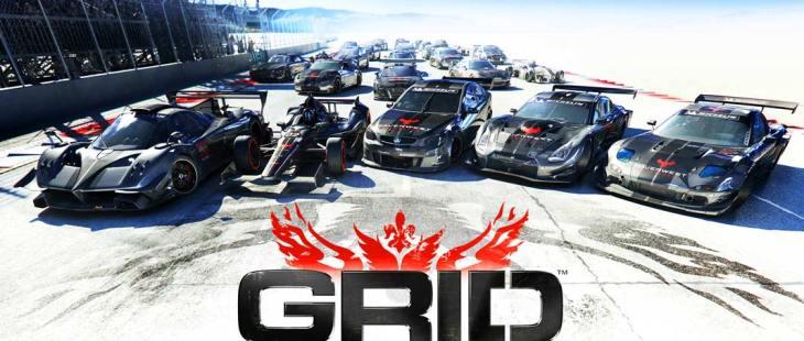 Скачать GRID Autosport на Android iOS
