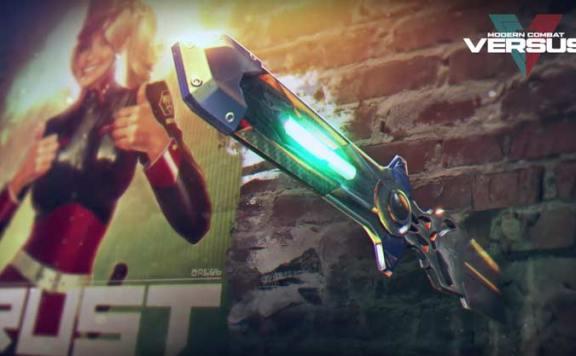 SEVEN New Agent Modern Combat Versus