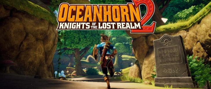 Скачать Oceanhorn 2 на iOS Android