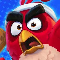 Скачать Angry Birds Tennis на Android iOS