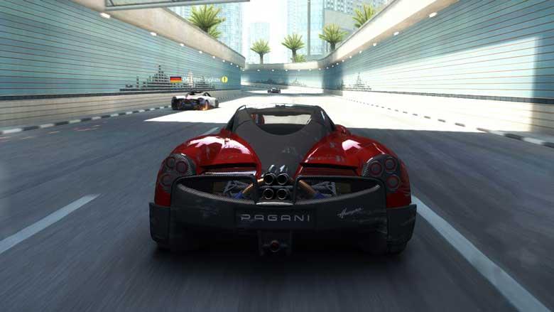 Grid Autosport ios мультиплеер