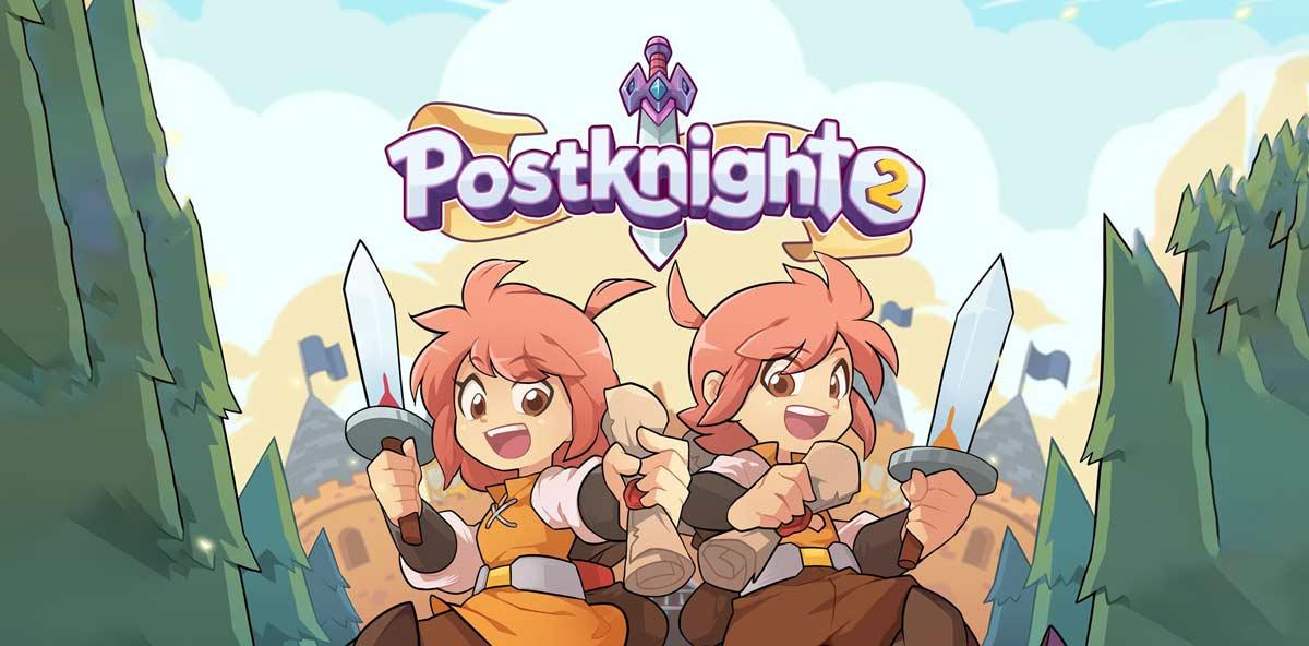 Скачать Postknight 2 на Android iOS