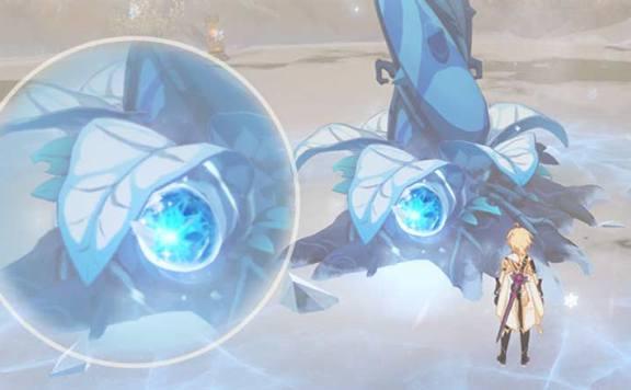 Genshin Impact принц мела и дракон