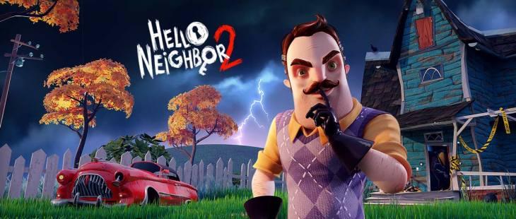 Скачать Hello Neighbor 2 на Android iOS