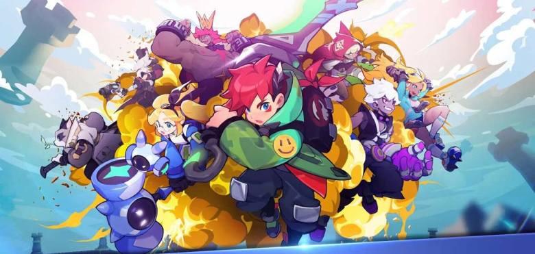 Скачать Smash Legends на Android iOS