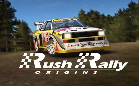 Скачать Rush Rally Origins на Android iOS