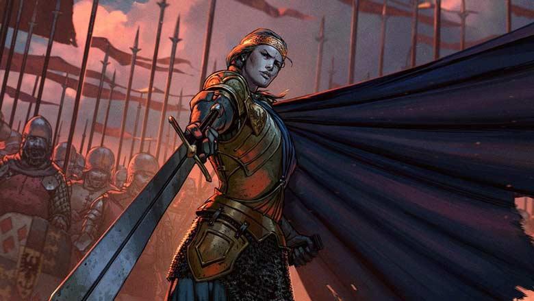 The Witcher Tales: Thronebreaker / Скачать Ведьмак. Истории