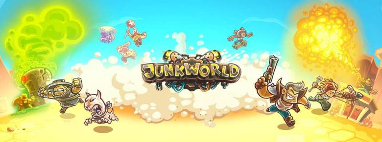 Скачать JUNKWORLD на Android iOS