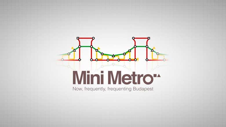 Mini Metro Будапешт