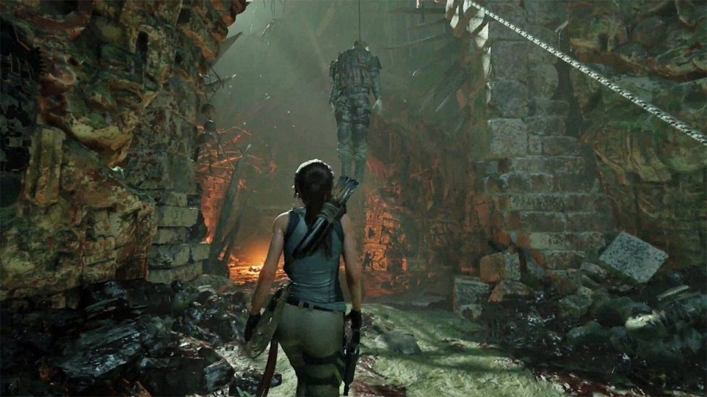 Square Enix Umumkan Spesifikasi PC Dari Shadow Of The Tomb Raider