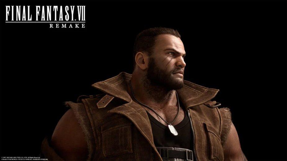 Square Enix Lepas Beberapa Detail Render Karakter Final Fantasy VII Remake