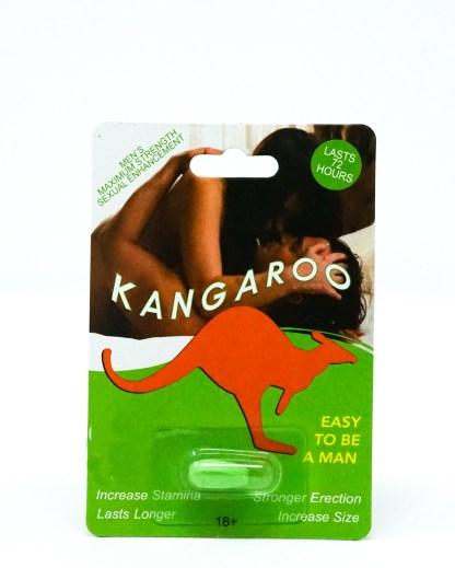 Kangaroo Mega 300 Male Supplement Blister Pack