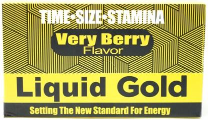 Liquid Gold Male Sexual Enhancement Box