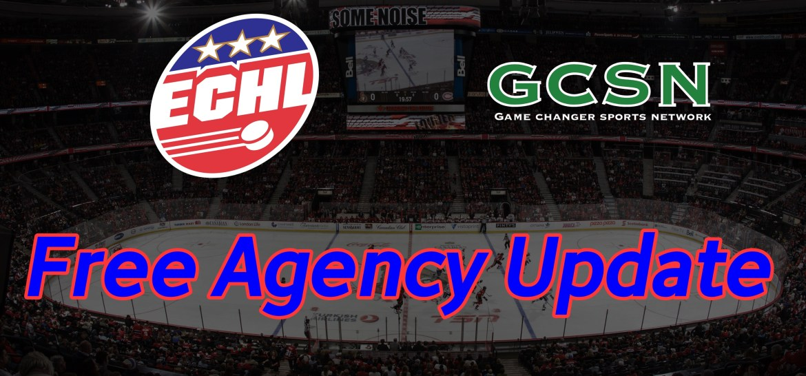 ECHL Free Agency Update: August 2nd