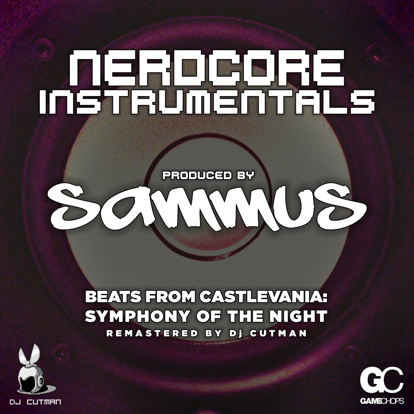 Sammus + Dj CUTMAN | Nerdcore Instrumentals