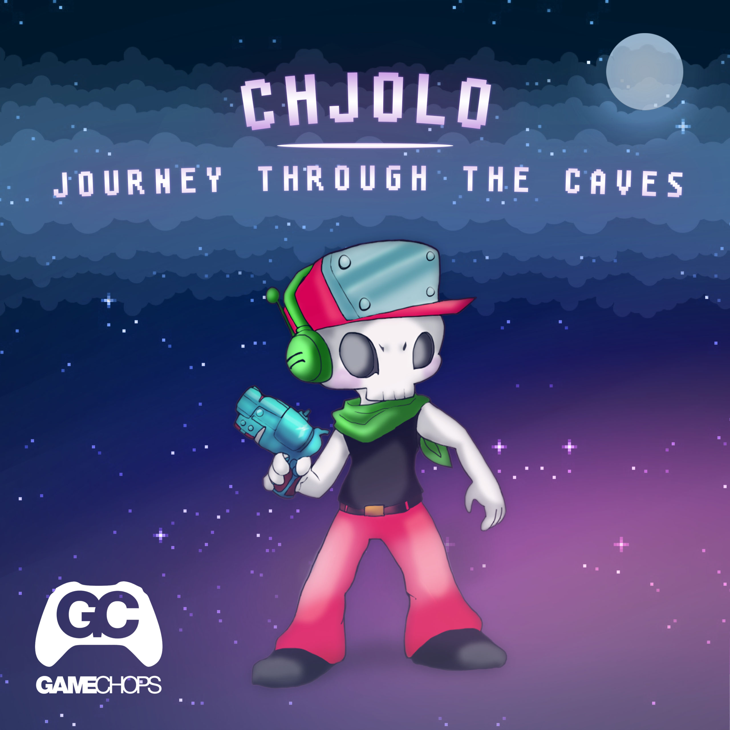 Journey Through the Caves