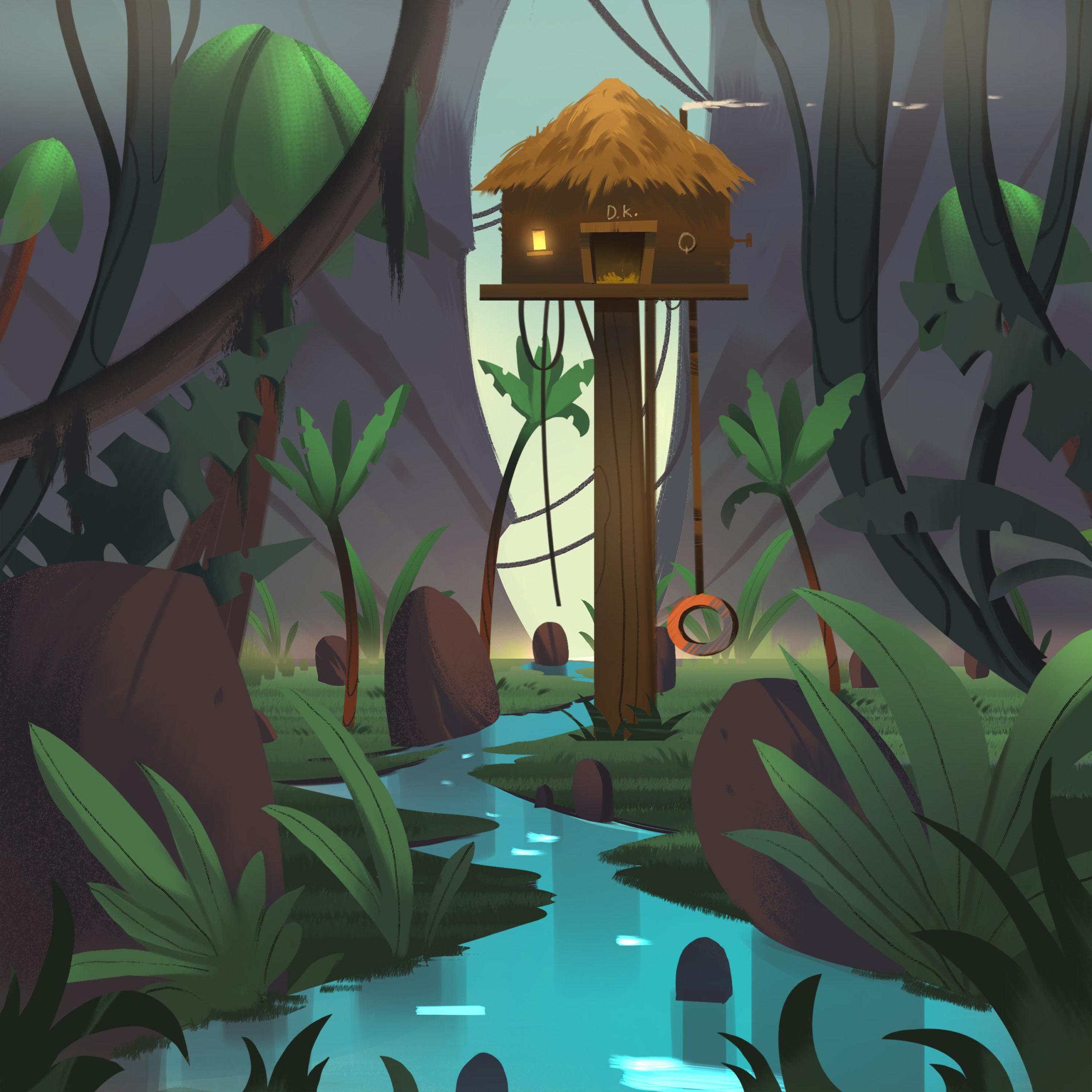 DK Island Swing – Tee Lopes