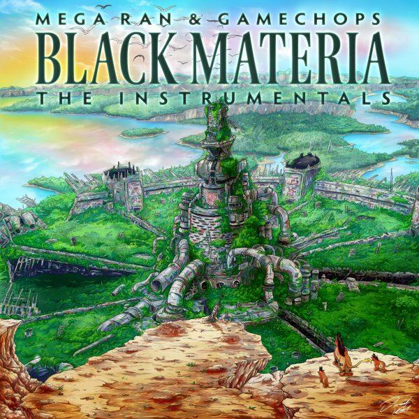 Black Materia: The Instrumentals