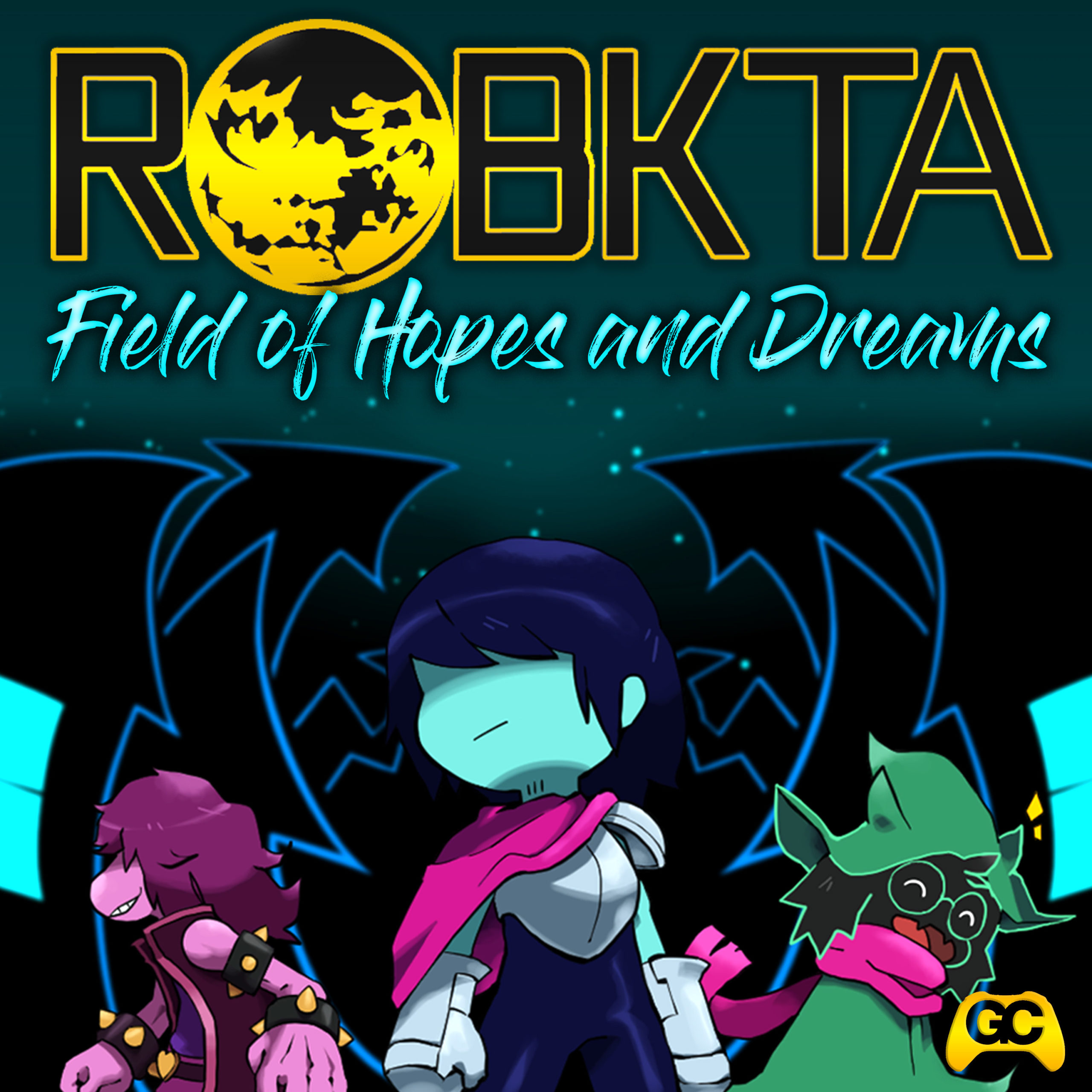 """Field of Hopes and Dreams (From """"Deltarune"""") – RoBKTA"""