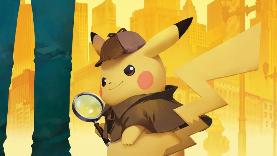 Pika Pika Pokemon Let S Go Pikachu And Detective Pikachu Are On