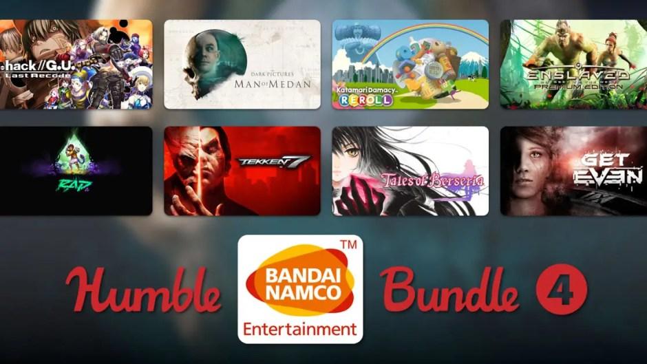 Humble Bandai Namco Bundle 4