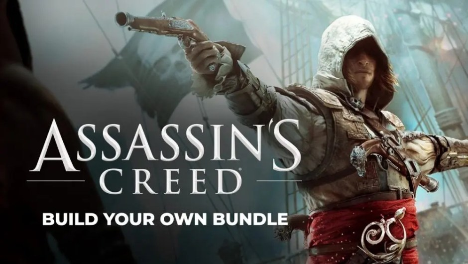 Assassin's Creed Build Your Own Bundle