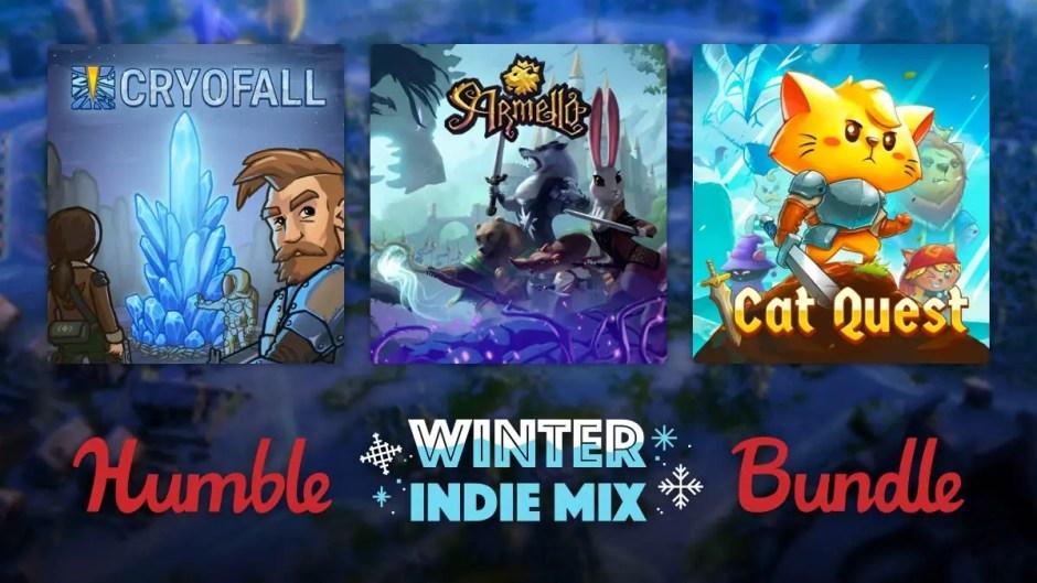 Humble Winter Indie Mix Bundle