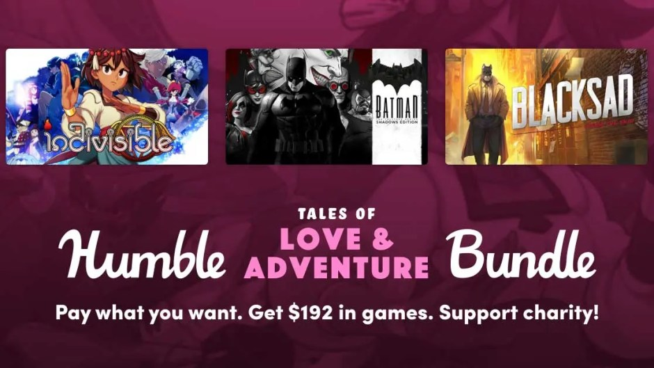 Humble Tales of Love & Adventure Game Bundle