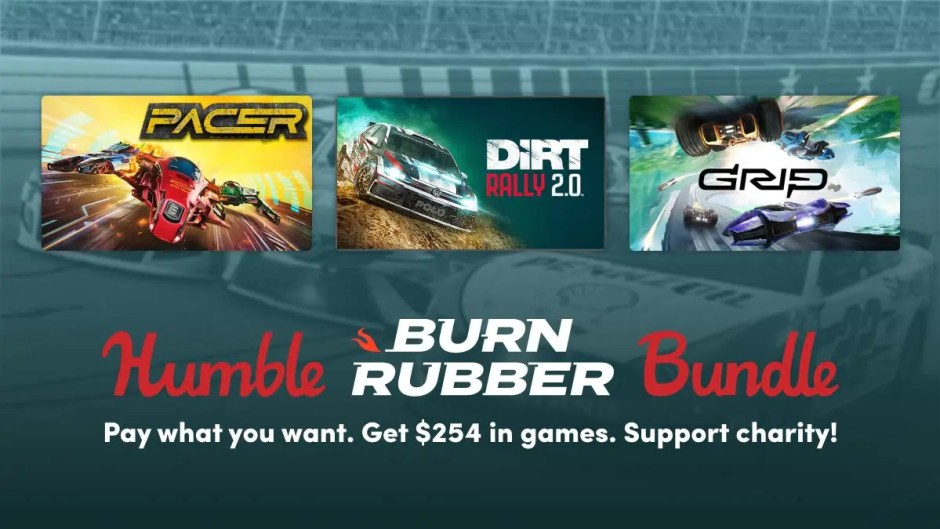 Humble Burn Rubber Game Bundle