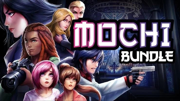 Fanatical Mochi Bundle features cute anime video games