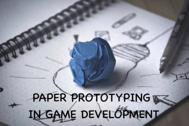 Paper Prototyping