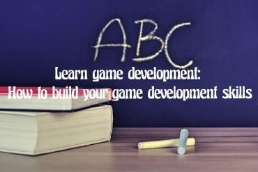 Learn game development