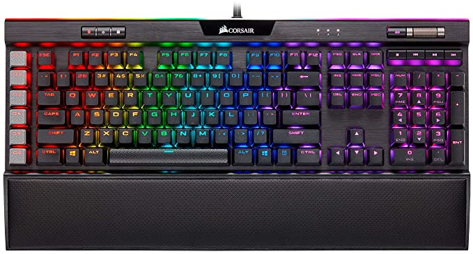 Corsair K95 RGB Platinum XT Mechanical Keyboard
