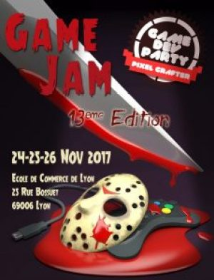 Affiche Game Jam #13